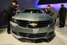Chevrolet Impala 2013 variants, Performance aspects