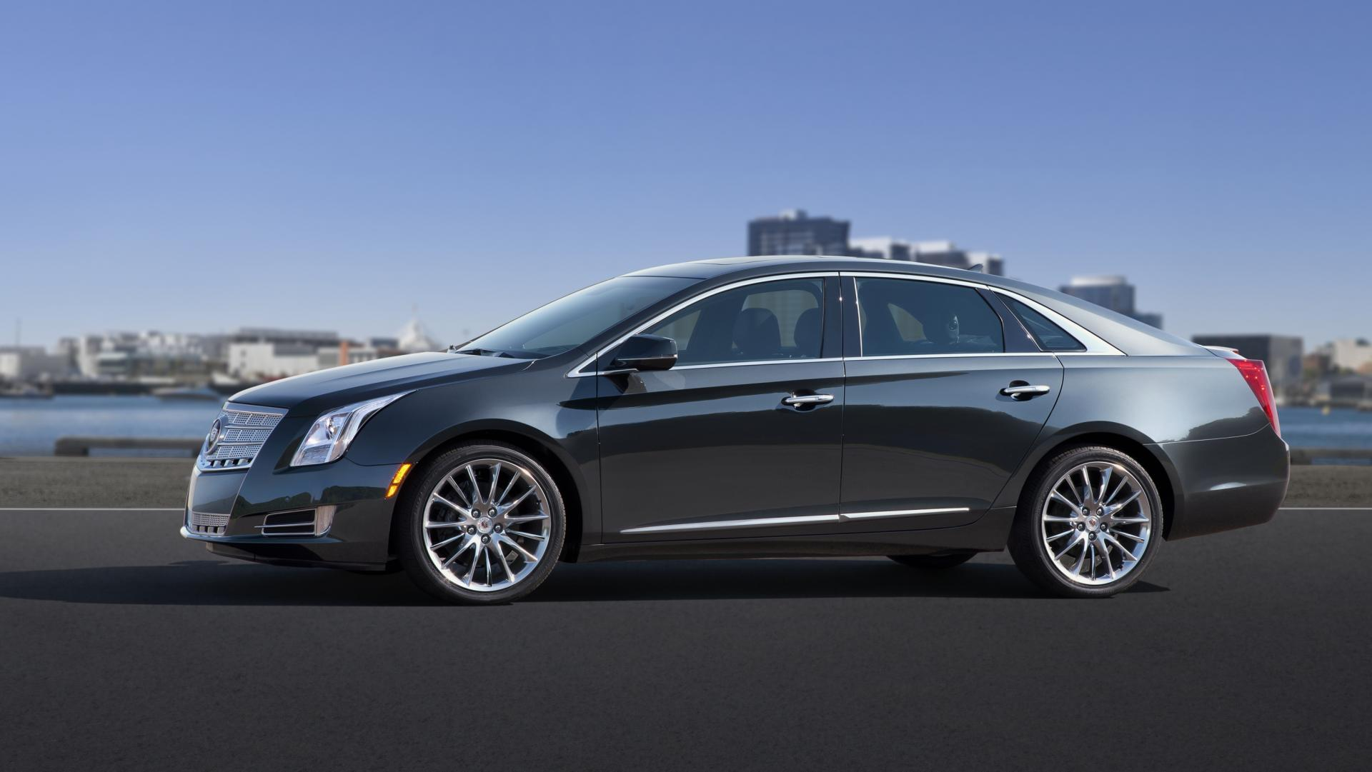 cadillac xts 2013 review car news new cars car reviews. Black Bedroom Furniture Sets. Home Design Ideas
